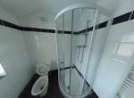 116 Cross Street shower room